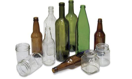 Sprzedaż opakowań szklanych