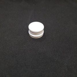 Zakrętka<br>Biała<br>28x18mm