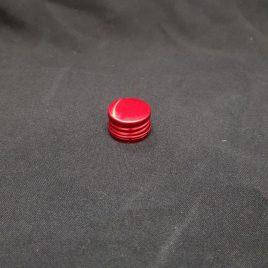 Zakrętka<br>Czerwona<br>28x18mm