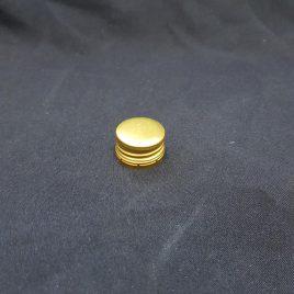Zakrętka<br>Złota<br>28x18mm