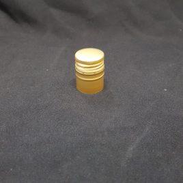 Zakrętka<br>Złota<br>28x38mm